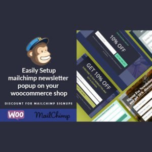 Sale! Buy Discount WooCommerce Mailchimp Discount - Cheap Discount Price