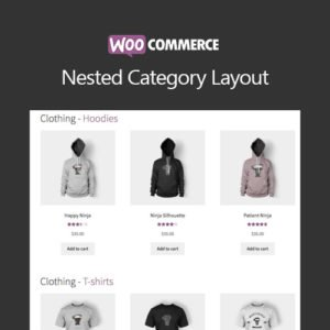 Sale! Buy Discount WooCommerce Nested Category Layout - Cheap Discount Price