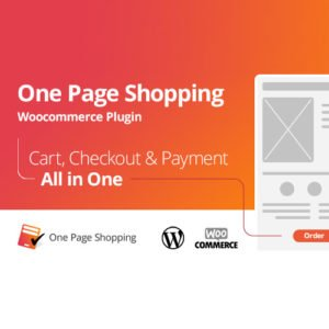 Sale! Buy Discount WooCommerce One Page Shopping - Cheap Discount Price
