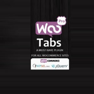 Sale! Buy Discount WooCommerce Product Tab Pro - Cheap Discount Price