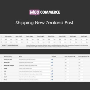 Sale! Buy Discount WooCommerce Shipping New Zealand Post - Cheap Discount Price