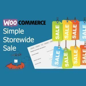 Sale! Buy Discount WooCommerce Simple Storewide Sale - Cheap Discount Price