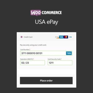 Sale! Buy Discount WooCommerce USA ePay - Cheap Discount Price