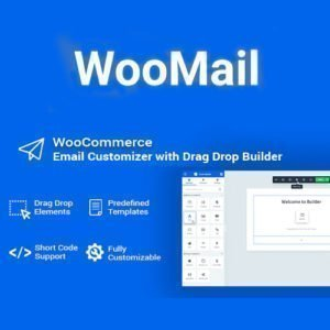 Sale! Buy Discount WooMail – WooCommerce Email Customizer - Cheap Discount Price