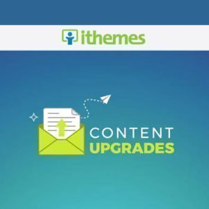 Sale! Buy Discount iThemes Content Upgrades - Cheap Discount Price