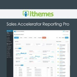 Sale! Buy Discount iThemes Sales Accelerator Reporting Pro - Cheap Discount Price