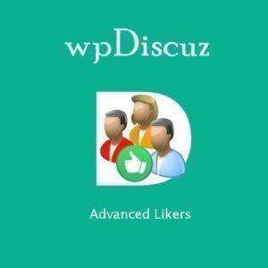 Sale! Buy Discount wpDiscuz – Advanced Likers - Cheap Discount Price