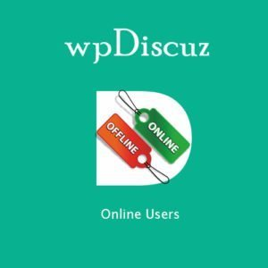 Sale! Buy Discount wpDiscuz – Online Users - Cheap Discount Price