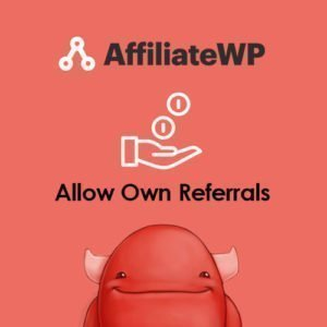 Sale! Buy Discount AffiliateWP – Allow Own Referrals - Cheap Discount Price