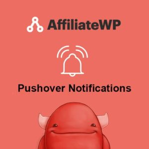 Sale! Buy Discount AffiliateWP – Pushover Notifications - Cheap Discount Price