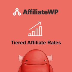 Sale! Buy Discount AffiliateWP – Tiered Affiliate Rates - Cheap Discount Price