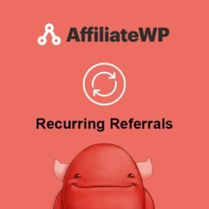 Sale! Buy Discount AffiliateWP – Recurring Referrals - Cheap Discount Price