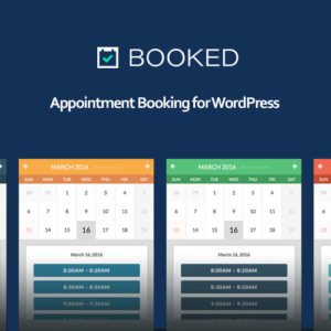 Sale! Buy Discount Booked – Appointment Booking for WordPress - Cheap Discount Price