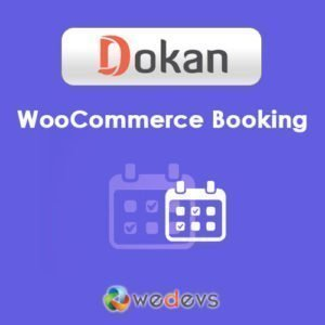 Sale! Buy Discount Dokan – WooCommerce Booking Integration - Cheap Discount Price