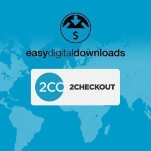 Sale! Buy Discount Easy Digital Downloads 2Checkout Payment Gateway - Cheap Discount Price