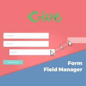Sale! Buy Discount Give – Form Field Manager - Cheap Discount Price