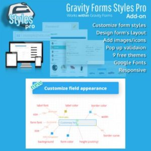 Sale! Buy Discount Gravity Forms Styles Pro Add-on - Cheap Discount Price