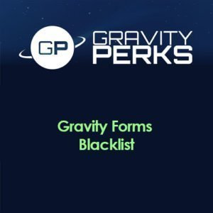 Sale! Buy Discount Gravity Perks – Gravity Forms Blacklist - Cheap Discount Price