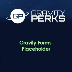 Sale! Buy Discount Gravity Perks – Gravity Forms Placeholder - Cheap Discount Price