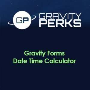 Sale! Buy Discount Gravity Perks Gravity Forms Date Time Calculator - Cheap Discount Price