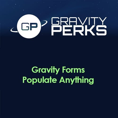 Sale! Buy Discount Gravity Perks – Gravity Forms Populate Anything - Cheap Discount Price