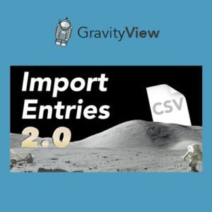 Sale! Buy Discount GravityView – Gravity Forms Import Entries - Cheap Discount Price