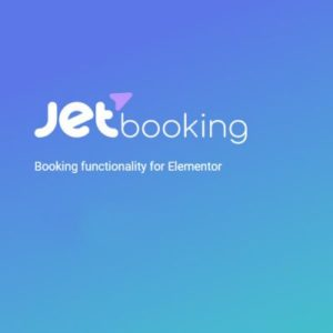 Sale! Buy Discount JetBooking For Elementor - Cheap Discount Price