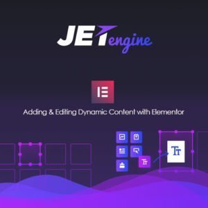 Sale! Buy Discount JetEngine For Elementor - Cheap Discount Price