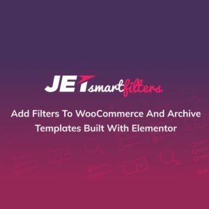 Sale! Buy Discount JetSmartFilters For Elementor - Cheap Discount Price