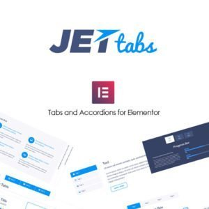 Sale! Buy Discount JetTabs For Elementor - Cheap Discount Price