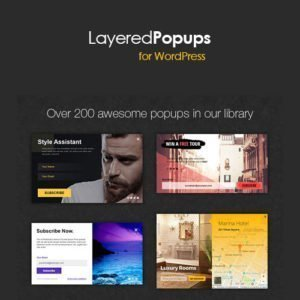 Sale! Buy Discount Layered Popups - Cheap Discount Price
