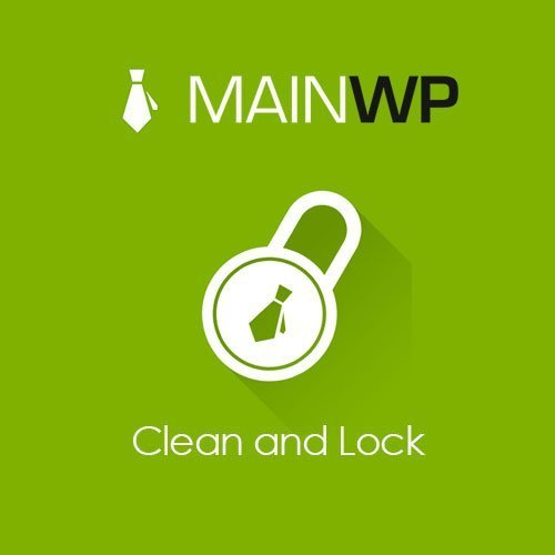 Sale! Buy Discount MainWP Clean and Lock - Cheap Discount Price