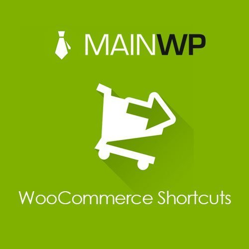 Sale! Buy Discount MainWP WooCommerce Shortcuts - Cheap Discount Price