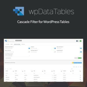 Sale! Buy Discount Powerful Filters for wpDataTables - Cheap Discount Price