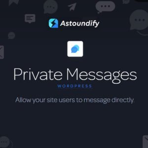 Sale! Buy Discount Private Messages – Astoundify - Cheap Discount Price