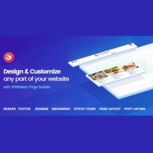 Sale! Buy Discount Smart Sections Theme Builder – WPBakery Page Builder Addon - Cheap Discount Price