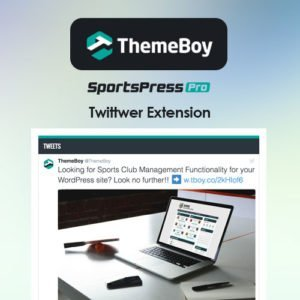 Sale! Buy Discount SportsPress Twitter Extension - Cheap Discount Price