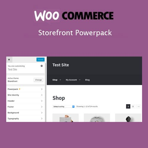 Sale! Buy Discount WooCommerce Storefront Powerpack - Cheap Discount Price