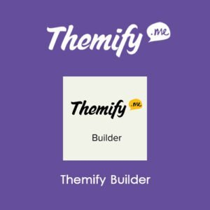 Sale! Buy Discount Themify Builder - Cheap Discount Price