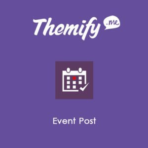 Sale! Buy Discount Themify Event Post - Cheap Discount Price