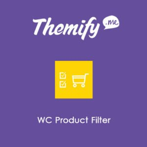 Sale! Buy Discount Themify WooCommerce Product Filter - Cheap Discount Price