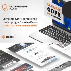 Sale! Buy Discount Ultimate WP GDPR Compliance Toolkit for WordPress - Cheap Discount Price