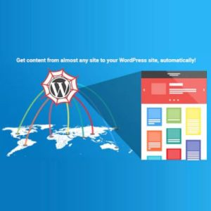 Sale! Buy Discount WP Content Crawler – Get content from almost any site, automatically! - Cheap Discount Price