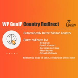 Sale! Buy Discount WP GeoIP Country Redirect - Cheap Discount Price