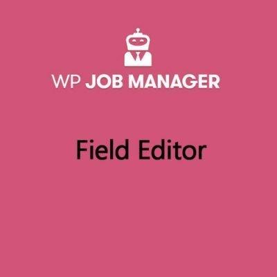 Sale! Buy Discount WP Job Manager Field Editor Addon - Cheap Discount Price