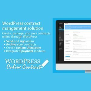 Sale! Buy Discount WP Online Contract - Cheap Discount Price