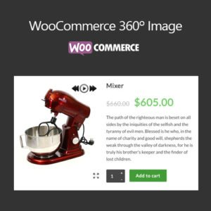 Sale! Buy Discount WooCommerce 360 Image - Cheap Discount Price