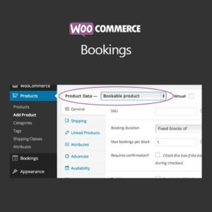 Sale! Buy Discount WooCommerce Bookings - Cheap Discount Price