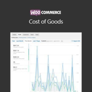 Sale! Buy Discount WooCommerce Cost of Goods - Cheap Discount Price