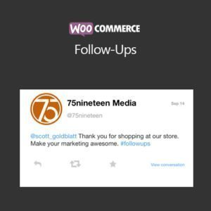 Sale! Buy Discount WooCommerce Follow-Up Emails - Cheap Discount Price